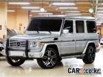 중고차사이트 카즈(http://www.carz.co.kr)의 중고차 중 벤츠 G바겐은 1대만이 매물로 나와있다. G500L 2008년식 모델로 가격은 8,600만원, 주행거리는 7