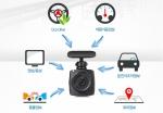 기존차량용 블랙박스는 단순하게 영상만 저장하였으나, 신제품 루카스 블랙박스는 차량거동정보, 운전자조작정보,차량연비정보를 저장 및 영상에 표시한다.