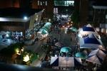 하자센터 앞마당에서 올해 네 번째 영등포 달시장이 열린다.