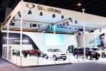 쌍용자동차가 광저우 모터쇼에 참가하고 관람객들에게 직접 체험 기회를 제공하는 등 중국 시장 공략을 위한 노력을 이어간다고 21일 밝혔다. 광저우시 중국 수출입 상품교역회 전람관(G