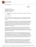 AHF Letter to Ahn Ho-young, Ambassador of the Republic of Korea, asking Korea to contribute its fair