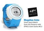 실리콘랩스는 마젤란이 에코 스마트 스포츠 시계에 적용된 에너지 친화적인 프로세싱 플랫폼으로 실리콘랩스의 EFM32™ 자이언트 게코 마이크로컨트롤러를 채택했다고 발표했다.