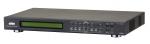 에이텐코리아, 8x8 포트 HDMI 매트릭스 스위치 with 스케일러 VM5808H (전면)