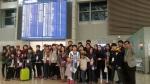 사과나무에듀케이션그룹은 필리핀 국제학교 스쿨링 영어캠프 마지막 팀이 출국했다고 밝혔다.