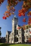 뉴질랜드관광청이 2월의 여행지로 오타고대학을 추천했다.