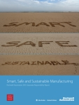 """""""스마트하고, 안전하고, 지속 가능한 생산""""은 로크웰 오토메이션의 2013 기업의 사회적책임 보고서 제목이다. 온라인으로 볼 수 있으며 프린트도 가능하다. 보고서는 로크웰 오토메이"""