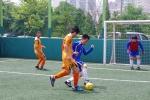 2013 경기도장애인풋살대회 경기 모습이다.