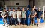 동원산업이 태평양 폰페이 청소년들에게 스포츠 후원 및 재능기부를 통해 꿈을 심어주고 있다.