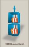 롯데건설이 잠실 롯데월드타워에 설치한 더블덱(복층) 엘리베이터가 최근 한국승강기 안전관리원에서 완성검사 필증을 취득하여 국내에서 설치된 첫 사례가 됐다.