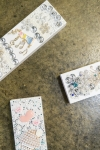 서울문화재단이 소외계층에 수공예 필통을 선물할 수 있는 예술 기부상품 DIY아트필통 4종을 출시했다.