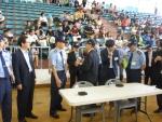 제36회 공군참모총장배 실내 무선조종비행 대회가 개최됐다.