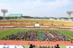 전국 지체장애인들의 축제 2014 전국지체장애인체육대회가 창원종합운동장에서 열렸다.