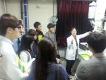 한국여성과학기술인지원센터 호남제주권역사업단은 전남대학교 공과대학과 연계하여 전남대학교 공과대 학부생 50명을 대상으로 기기분석 실습 교육을 진행했다.