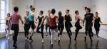 프랑스 신체연극학교 수업