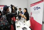 대만 대외무역발전협회(TAITRA)의 CES 기자회견 장면