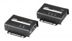 에이텐코리아가 하나의 Cat. 5e/6a 케이블로 최대 70m 까지 영상을 전송할 수 있는 HDMI HDBaseT-Lite 연장기 VE801을 출시한다