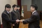 수도권매립지관리공사가 3일 정부 3.0 우수사례 경진대회를 개최하고 5건의 우수사례를 선정, 시상식을 개최했다.