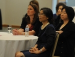 지난 5월 16일 위스콘신대학교 오시코시에서 열린 1기 교사들의 석사학위 졸업식