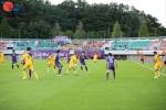 월드쉐어가 독일 포르투나 뒤셀도르프와 국내 FC안양, 고양HiFC, 부천FC1995와 함께 자선 축구 경기를 펼쳤다.