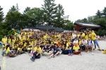 여성가족부와 한국청소년단체협의회가 개최한 2015 아시아청소년초청연수가 한국과 아시아21개국 청소년185명의 참여속에 8.6~18일까지 서울, 경주, 제주일원에서 열리는 가운데,