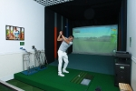 GOLFZON installed VISION and GDR(Golfzon Driving Range) Systems at Hong Kong International Airport t