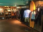 파타고니아가 부산 송정 해변에서 서핑 라이프스타일 팝업 스토어를 오픈했다