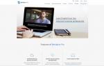 비네이티브 프로 글로벌 웹사이트