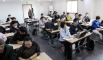 스파레쥬 에서 교육받는 교육생