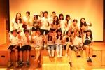 커리어위크 참여 청소년들