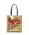 블루밍데일스의 대표적인 브라운 백을 모델로 한 리틀 몽키 백(Little Monkey Bag)