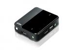 ATEN 2포트 USB Displayport KVM 스위치 CS782DP