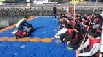 전국 최대 통영해양안전체험장, 3월 5일 개장…체험 실시