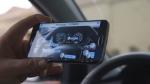 자동차 운전자용 증강현실 매뉴얼로 실내 버튼의 사용법을 쉽게 알 수 있다