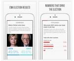 한국CA테크놀로지스가 CNN이 미국 대선을 맞아 CA 테크놀로지스와 협력해 CNN 정치 모바일 앱을 출시했다