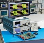 비동기 시간 인터리빙(ATI, Asynchronous Time Interleaving) 신호 획득 특허 기술을 겸비한 DPO70000SX 플랫폼으로 업계 최고의 신호 충실도 구현