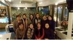 한국여성과학기술인지원센터에서 실시하는 취업탐색멘토링에 10년간 참여해온 베트올/이화바이오 멘토링 그룹 (두번째 줄 왼쪽부터) 이지연(연세대 의대 기초연구조교수), 박성은(삼성생명과