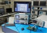 PCIe 4.0 트랜스미터 테스트. 텍트로닉스의 DPO/DPS70000SX와 DPO/MSO70000DX 고성능 오실로스코프를 위한 옵션 PCE4 기능은 100MHz 레퍼런스 클럭과
