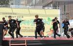 제1회 강남구 삼성1동 구)한전뒷마당 맛거리축제 비보이 공연