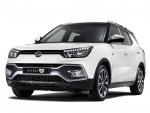 쌍용자동차가  티볼리 에어 가솔린 모델을 출시한다