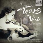 열정의 비올리스트 박선경이 음반 Tears of Viola를 15일  티앤비엔터테인먼트를 통해 발매한다