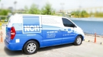 NCH Korea today announced that it launched 'NCH Mobile Laboratory for Environmental Management', the