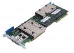 SharpSwitch™ PCIE-9205 PCI익스프레스 지능형 네트워크 인터페이스 카드는 듀얼 100G 이더넷 인터페이스와 100G 스위치를 제공하는 Intel® Xeon® D