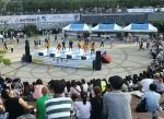 구로청소년어울림마당 지역주민과 함께하는 가을맞이 공연 무대