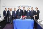 한국전력이  ALPS 전기주식회사와 빛가람 에너지밸리 투자 및 전력 IoT 등 사업 추진을 위한 공동선언식을 개최하였다