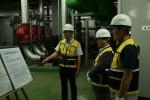 박성철 영업본부장이 상기 다중이용시설 주변 주요 공급선로 및 수전설비, 비상발전기 및 고장복구 비상 자재 확보상태를 직접 점검했다