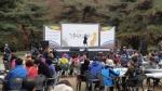 속리산관광협의회가 5일 보은 속리산에서 감동밥상 건강밥상 파티 이벤트를 개최한다