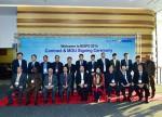 한국전력이 2일 BIXPO가 열리고 있는 광주 김대중컨벤션센터에서 해외바이어 초청 비즈니스 미팅을 개최했다