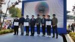 호원대학교 자동차기계공학부 3D프린팅 동아리 2개 팀이 2016 전북 메이커스 경진대회에서 대상과 금상을 수상했다