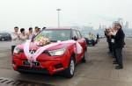쌍용자동차가 티볼리 브랜드를 앞세워 이란, 이집트 등 중동 및 아프리카 시장에서 큰 폭의 성장세를 기록하고 있다