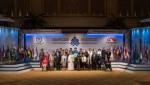 제2회 국제 여성 국회의장 정상회담 단체 사진